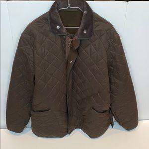 Men's XXL Barbour coat